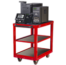 RCC Data Eliminator Cart - Disk Destruction Equipment Cart